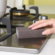 1* Home Kitchen Multipurpose Nanometer Silver Sand Sponge Besmirch Scrape Tool