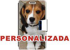 Flip funda tapa case para Samsung Galaxy Alpha - personalizada con tu foto