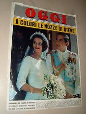 OGGI=1964/40=SANTA MARIA DEL PIANO=MONDOVI=VITTORIA RAGUSA=GIACOMO MANZU=