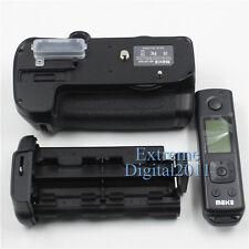Meike MK-DR7000 Remote Control Battery Grip For Nikon D7000 EN-EL15 as MB-D11