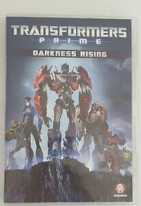Transformers Prime Season 2|Darkness Rising |Season1 Finale|(Like New )