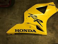 Honda CBR954RR CBR 954RR Fireblade 954 RR 03 02 right side fairing panel OEM