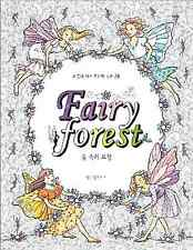 Fairy Forest Lovely Art Therapy Coloring Book An Crohn's hayimeo Anti Stress