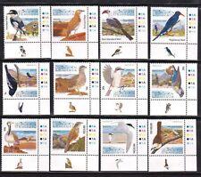 Namibia 2012 5th Def Birdlife of Namibia  NHM Single Set