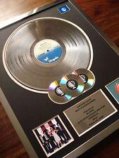 BLONDIE PARALLEL LINES LP MULTI PLATINUM DISC RECORD AWARD ALBUM