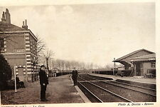 16879 AK CPA Betton I.-et-V. La Gare Bahnhof Gleise Sitzbank Bahnsteige um 1915