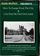 homesteading How to Escape from The City & Live Free