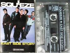 SQUEEZE EAST SIDE STORY CASSETTE