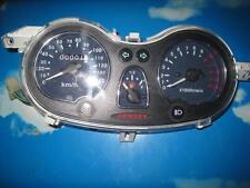 Relojes de speedo rpm Gasolina Scooter Calibre Cara Azul Oscuro