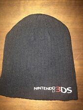 Original Genuine Nintendo Promo 3DS Knit beanie stocking cap collectable