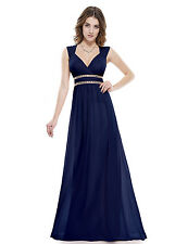 Ever Pretty Long Bridesmaid Evening Formal Homecoming Dress Prom Gowns 08697