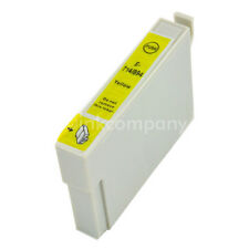 1 Tintenpatrone Druckerpatrone kompatibel zu EPSON T0714 XL YELLOW GELB mit Chip