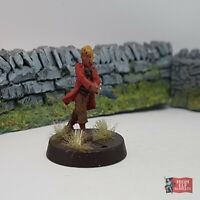 Bilbo Baggins Misty Mountain set Middle Earth LotR Lord Rings GW Games Workshop
