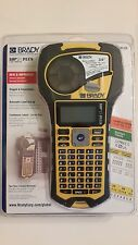 BRADY BMP21-PLUS Handheld Label  Printer with Rubber Bumpers(NEW)
