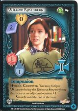 Buffy TVS CCG Limited Class Of 99 Uncommon Card #84 Willow Rosenburg