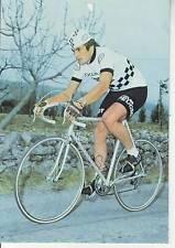 CYCLISME carte cycliste GILBERT DUCLOS-LASSALLE équipe PEUGEOT ESSO  1978
