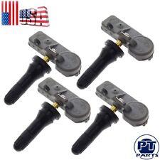 4x NEW Tire Pressure Sensor TPMS For Dodge Journey Durango 68241067AB Fiat 500 L