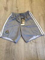 Adidas Newcastle United Kids Away Shorts 13-14 Years BNWT