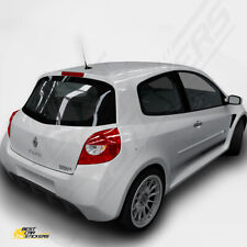 Renault Clio Sports Racing Side Stripes Car Stickers Graphics Decal Vinyl