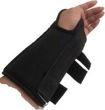 Procare Hand Wrist Splint Left Side Medium Black