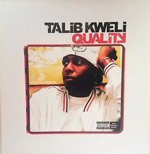 TALIB KWELI 'QUALITY' Poster Flat Suitable For Framing 2002 Mint!