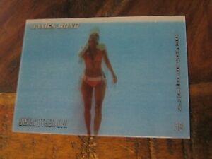 James Bond In Motion Lenticular # 58 Halle Berry - Jinx - Die Another Day   ZJB0