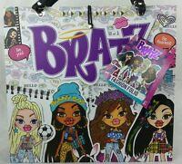 Bratz My Super Cool Fashion Folio with Fashion Designer Sheets
