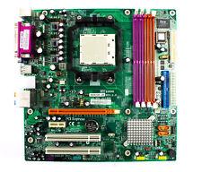 ECS MCP61SM-AM, AM2, GeForce 6100S, HT 2000, DDR2 800, IDE, GLAN, PCIE, mATX