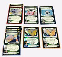 Dragon Ball DBZ Score Frieza Saga Preview Card Lot Alt Foil Holo Rare Unlimited