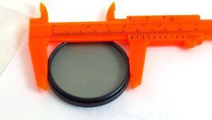 Neutral density 55mm filter