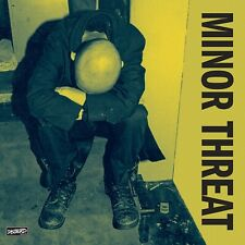 MINOR THREAT - COMPLETE DISCOGRAPHY  CD NEU