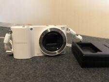 Samsung NX NX1000 20.3MP Digital Camera - White (Body Only)