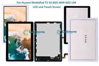 Für Huawei MediaPad T3 10 AGS-W09 AGS-L09 Touchscreen Digitizer LCD Display RHN