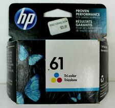 HP 61 Tri-Color Ink Cartridge NIB Expired