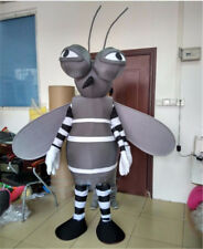 Mosquito Mascot Costume Skeeter Cartoon Party Dress Outfit Animal Cosplay Adults