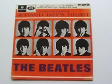 THE BEATLES ORIG 1964 U.K. EP EXTRACTS FROM  A HARD DAYS NIGHT  VOLUME 2 1R 1R