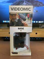 Rode VideoMic Microphone for Nikon Canon Sony Fujifilm Barely Used LNIB