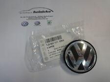 Original VW Emblem Abdeckkappen für Alufelge - Felgendeckel - 1J0601171 XRW