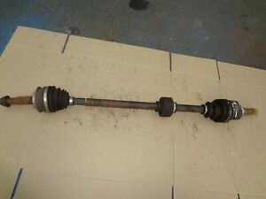 2012 Toyota Yaris Front CV AXLE Shaft RH 11/11-12/16