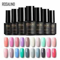 RS NAIL UV Gel Nail Polish LED Soak Off Hybrid Manicure ALL COLORS Varnish