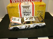 #72 BENNY PARSONS 1976 KING'S ROW FIREPLACES CHEVROLET 1/24 RARE ACTION PIECE