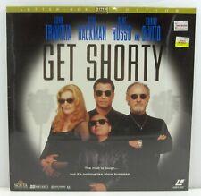 Get Shorty Laserdisc Orig. Factory Sealed/ New/