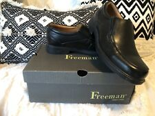 """Men's- Freeman- """"Yale"""" French Shriner Slip On Loafer Dress/Casual Shoes Sz 8 1/2"""