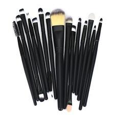 15Pcs Pro Makeup Brushes Cosmetic Powder Foundation Make Up Brush Set Blush P1