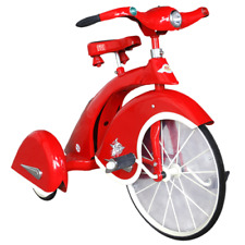 NOS SKY KING CLASSIC RED TRICYCLE REPLICA OF1936 TRIKE RETRO CLASSIC BOYS TOY