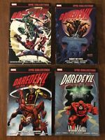DAREDEVIL EPIC COLLECTION VOLUMES 18, 19, 20, 21 Complete Set 319-380+ | GN TPB