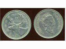 CANADA 25 cents  1994  ( bis )