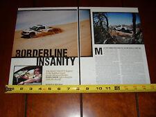 2010 FORD RAPTOR SVT F-150 - ORIGINAL 2010 ARTICLE