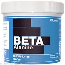 BLONYX BETA ALANINE 180g POWDER 30 DAY SUPPLY CROSSFIT