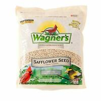 Wagner's, 57075 Safflower Seed, 5-Pound Bag, Cardinals, Chickadees, Titmice...